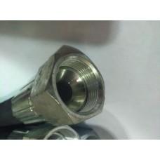 Рукав РВД 08-2SN S19 DKI (М16х1,5) 35МПа 1050  Обратный  Конус
